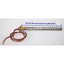 ELEKTRODE KAARSLANK ONTSTEKING PELLETKACHEL 160 mm 12.5 350 WATT EDILKAMIN 62703