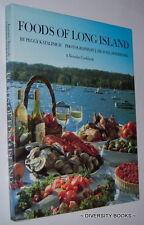 FOODS OF LONG ISLAND ~ Peggy Katalinich ~ HB/DJ