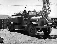 "1937 US Forest Service Tanker Unit, CA Vintage Old Photo 8.5"" x 11"" Reprint"