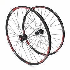 "Bontrager Mustang 29"" TLR Single Speed MTB Wheelset, 18T Cog, Black #3576 New!"