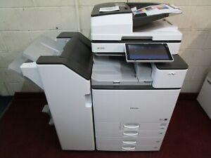 Ricoh MP C6004 Colour Photocopier/Copier & Booklet Finisher.