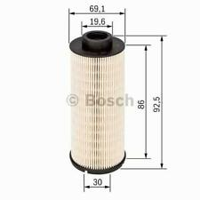 Fuel Filter BOSCH 1457431705 Citroen Mitsubishi Nissan Opel Renault Suzuki