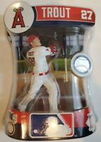 "Mike Trout (Los Angeles Angels) 2017 MLB 6"" Figure Imports Dragon"