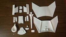 STAR TREK KLINGON TOS D7 1/350 RESIN KIT NEW CLEAR PARTS INCLUDED