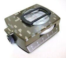 Quality Metal Prismatic Compass - Military Model - Sale! fx