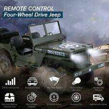 Royaume-Uni willys militaire armée guerre mondiale Jeep 4x4 Off Road Camion Modèle de contrôle Radio