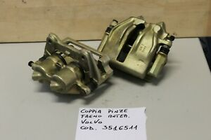 VOLVO 740-760-780-940 COPPIA PINZA FRENO ANTERIORE VOLVO COD. 3516511