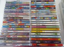 Now That's What I Call Music! - 10 VOLUMES -56,57,58,59,60,61,62,66,67 & 68