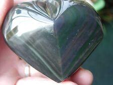 rainbow obsidian polished free form RB17