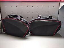 Ducati Multistrada 1200 Interior Bags Liners For Plastic Side Panniers 96791210B