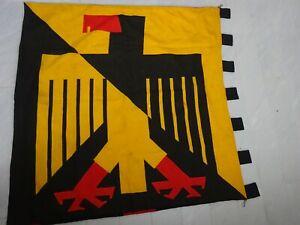 100% ORIGINAL Dienstflagge Fahne Flagge Reichswehr? Bedeutung und Herkunft?