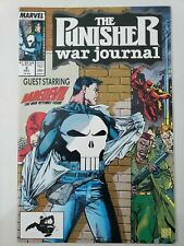 Punisher War Journal #2 Cover by Jim Lee Comic Book 1988