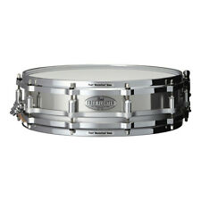 BRAND NEW PEARL 14 x 3.5 Free Floating Stainless Steel Snare Drum  FTSS1435