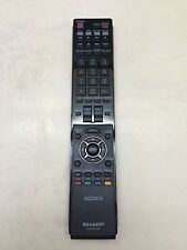 Sharp GA840WJSA Aquos TV Remote Control **GENUINE SHARP BRANDED, U.S. Shipper**
