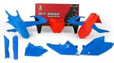 RTECH plastique KIT COMPLET Troy Lee GoPro Ktm Sx 125-150-250 sxf 250-350-450