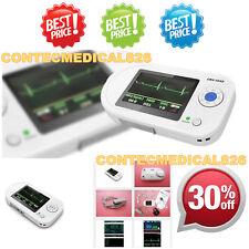 CONTEC CMS-VESD Visual Digital Stethoscope ECG SPO2 PR Electronic Diagnostic USB