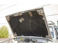 Omix-ADA 12035.56 Black Under Hood Insulation Liner for 84-01 Jeep Cherokee