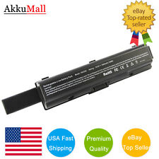 9Cell Battery for Toshiba Satellite A205-S5813 A210-EZ2203X A305-S6841 L200 L300