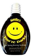 Designer Skin Smile You're Dark Bronzer Indoor Tanning Lotion Smile Your Dark!