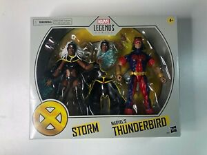 Hasbro Marvel X-Men Series Storm and Marvel's Thunderbird