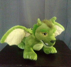 "Jakks Pacific Plush Eliott Dragon 20"" Disney Pete's Dragon"