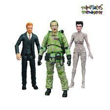 Ghostbusters Select Series 4 Complete Set (Gozer, Walter Peck, Slimed Peter)