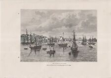 Vue générale de Nantes.
