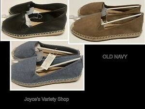 Old Navy Shoes Slip On Closed Toe Many Sizes & Colors Standard Width