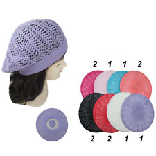 753c884e897 12pcs Women Winter Baggy Crochet Knit Slouchy Beanie Beret Cap Hat Wholesale  Lot
