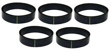 5 Belts for Kirby Upright Vacuum Cleaner G3 G4 G5 G7D Ultimate Diamond Sentria
