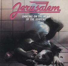 Dancing On The Head Of The Serpent - Jerusalem (NEW DOUBLE CD)