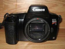 Vintage Canon EOS Rebel S Camera Body 35mm Film SLR (5813479) w/ Neck Strap