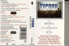 "K 7 AUDIO (TAPE)  ""TYCOON""   MICHEL BERGER KIM CARNES CELINE DION CYNDI LAUPER.."