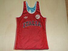 Maillot Débardeur Basket-Ball Sport Italie Double Face Taille L