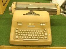 Vintage 1950's IBM Electric Typewriter Model 11C - AS IS parts or for REPAIR