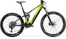 Merida eOne-Sixty 9000 Electric Mountain Bike 2020 Green E-Enduro MTB Suspension