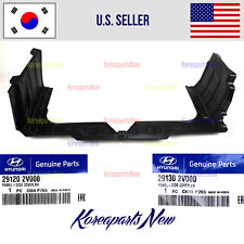 Under Radiator Engine-Splash Shield Covers Left + Right 2 pcs VELOSTER 2012-2017