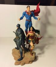 DC Collectibles Designer Series: Trinity by Jason Fabok Resin Statue 0928 / 5000
