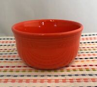 Fiestaware Poppy Gusto Bowl Fiesta Large 28 oz Orange Bowl