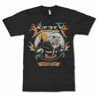 Beauty and the Beast Metal Style T-Shirt, Disney Rock Tee, Men's Women's Sizes