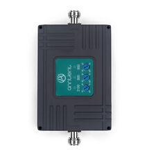 800/900/2100MHz 2G 3G 4G LTE Handy-Signalverstärker Repeater 70dB Booster Set