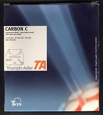 1x ORIGINAL TA Triumph-Adler Carbon Farbband Gr. 304 C für SE 505-525, VSP 500