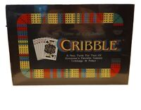 Cribble The Game of Cribbage-Poker