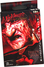 FREDDY KRUEGER COLLECTIBLE POKER CARDS DECK, FROM MEXICO