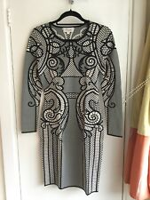 Temperley Jacquard Lavinia Stretch Dress size M BNWT, party, special occasion