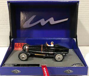 Le mans miniatures 132083/M Bugatti Type 59 1933 Black