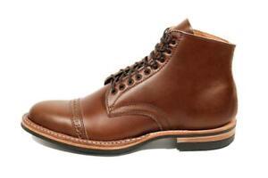 White's Boots Stevens Dress Toe Cap Boot (Hand Sewn, Chromexcel Lthr, 2 colors)