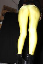 PUSSYRIOT Booty Contour Leggings HL5AX LYCRA - GELB - L/XL