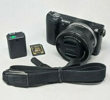 Sony Alpha A5000 20.1MP Digital Camerawith 16-50mm Lens - 1,114 Clicks