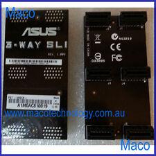 ASUS 3 way / 2 way nVidia SLi Bridge SLI Connector SLI Cable